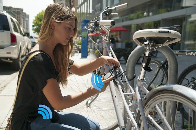 Noke: The World's First Bluetooth Padlock by FŪZ Designs — Kickstarter
