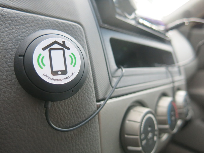 In the Car: Disable Wifi, turn bluetooth on, connect to the bluetooth device. Start Pandora, Set max volume and more all in one scan. Put an off toggle with a second scan.