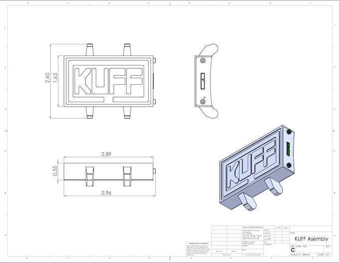 KUFF Assembly Design