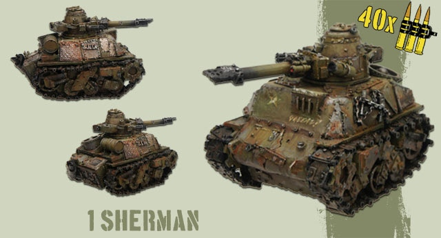 Sherman Tank
