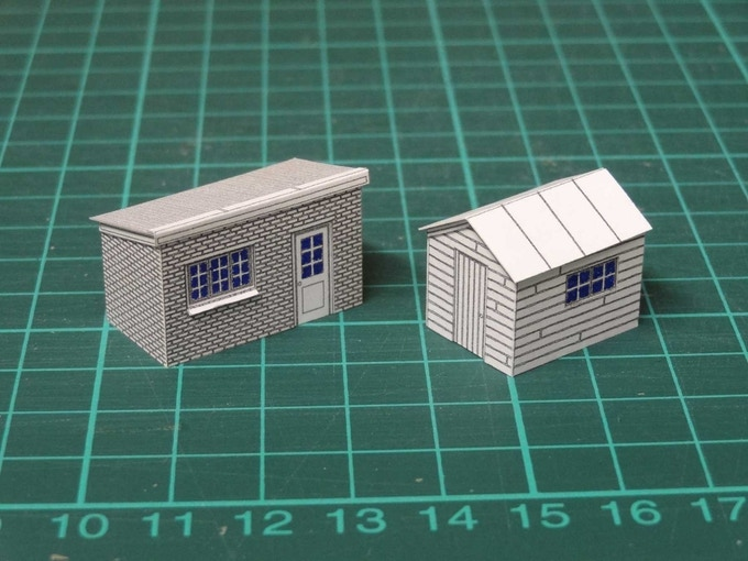 The Sheds/Outbuildings