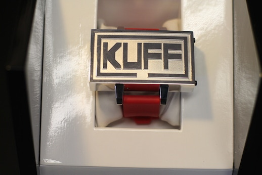 KUFF Prototype A-2 Limited Edition Silver