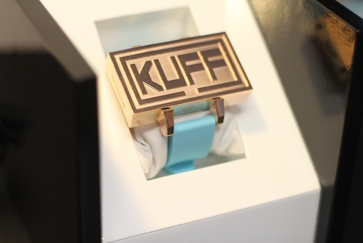 KUFF Prototype A-2 Limited Edition Rose Gold