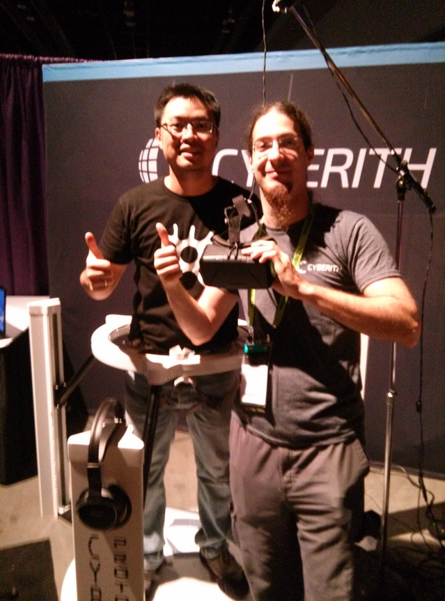 Project PERCEPTION NEURON: Motion Capture, VR and VFX by