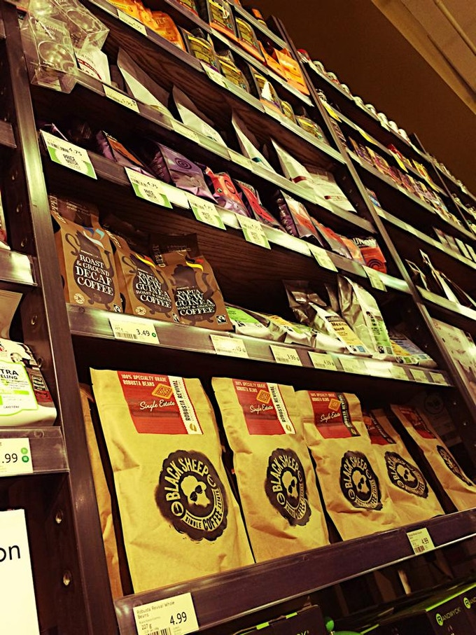Robusta Revival launching at Whole Foods Market for £4.99