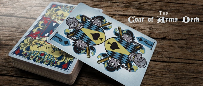Coat of Arms Deck