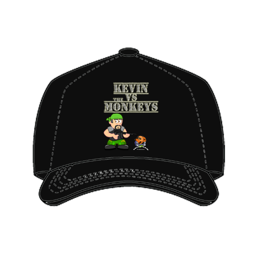 Black Kevin Hat