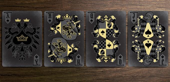 Dark Ages Deck - Limited Edition - Metallic Ink