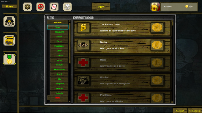 Town of Salem - Mobile, Steam, Localization by BlankMediaGames