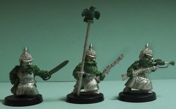 Part of SET 3; the command group