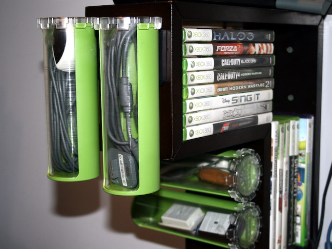 XBOX gaming wires and accessories...