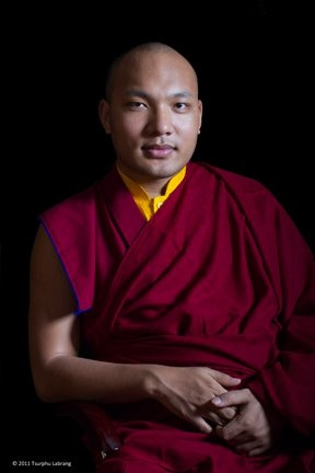 His Holiness Ogyen Trinley Dorje, the 17th Karmapa. For letters of support for the film please click on the Link