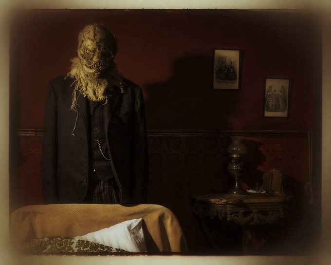 Christopher Adamson as Fiskin Swannell