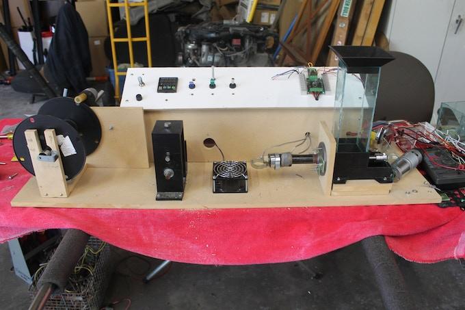 Legacy Benchtop Filament Manufacturing machine