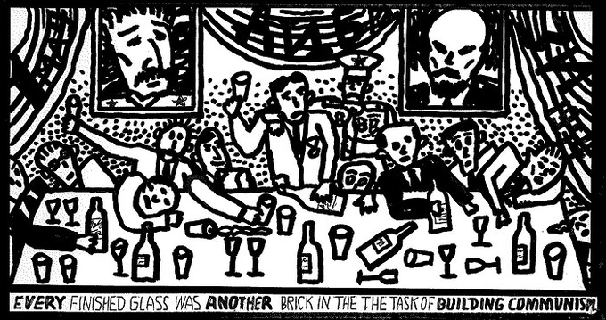 Panel from Issue 2, page 23 / Andre Krayewski