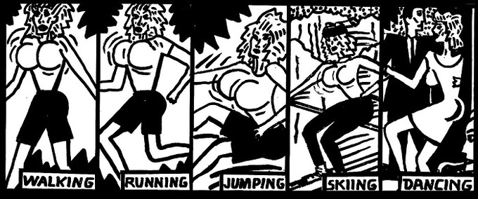Panels from Issue 3, page 21 / Andre Krayewski