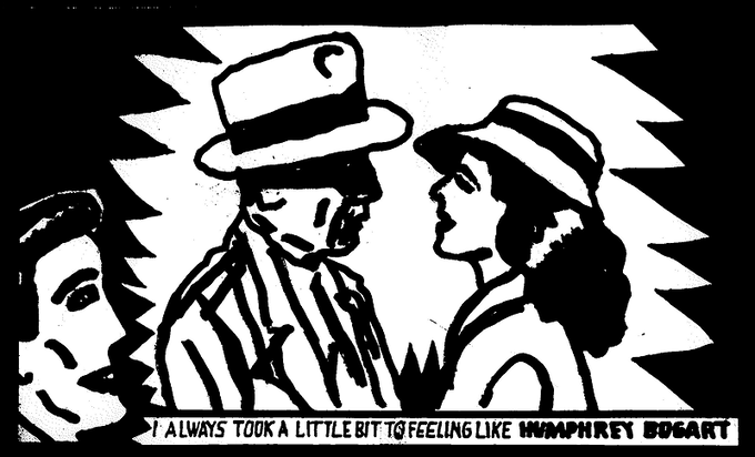 Panel from Issue 1, page 7 / Andre Krayewski