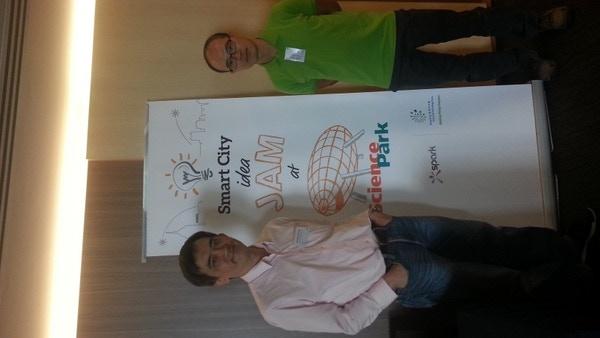 Andrew - Startup-ist #1, Jack - Starup-ist # 2