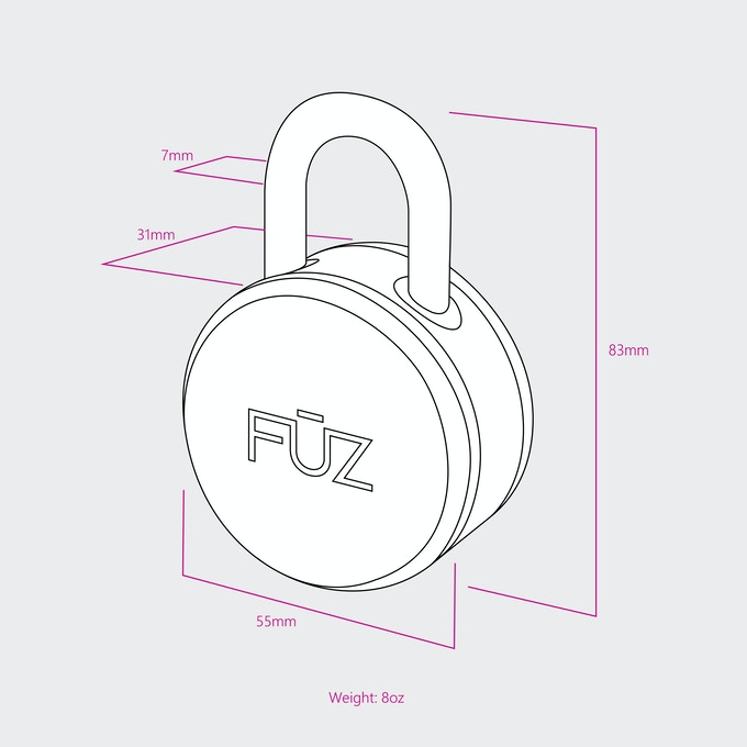 Iphone Bluetooth Loading Circle Sbode Bluetooth Speaker Portable Mpow Bluetooth Receiver Transmitter With Digital Optical Spdif Joystick Bluetooth Quanta: Noke: The World's First Bluetooth Padlock By FŪZ Designs