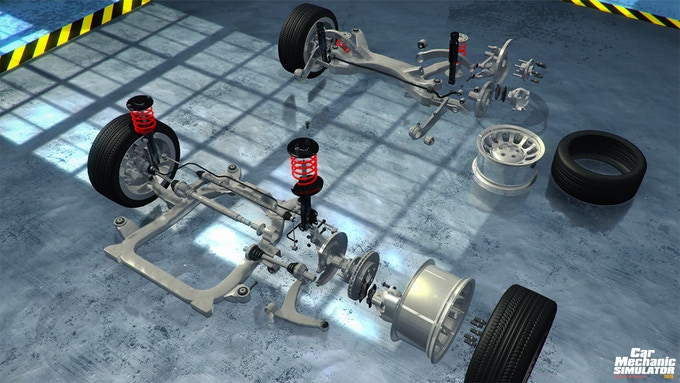 Car Mechanic Simulator 2015 by PlayWay — Kickstarter