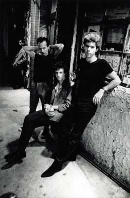 Klaus Nomi, Chris Parker, Jim Jarmusch - Bowery1978