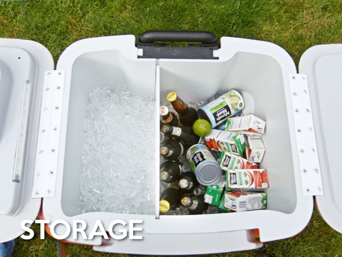 COOLEST COOLER: 21st Century Cooler that's Actually Cooler by Ryan