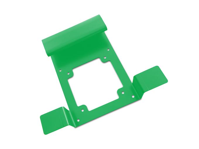 Mockup of Limited Edition GoGo Grip Kickstarter Green