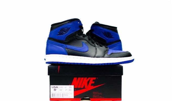 Air Jordan sneaker profiles and information
