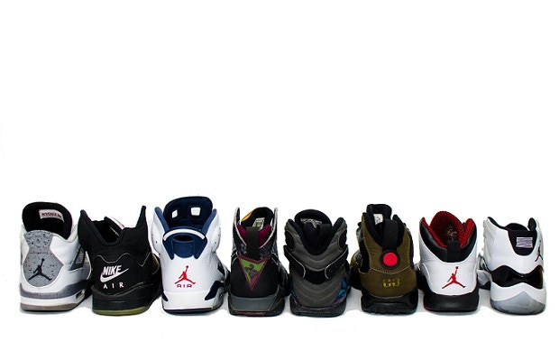 Insights on Heels, Toe box, and other elements of various J's over the years