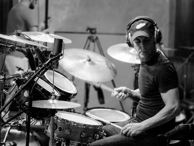 Joe Resnick (drums)