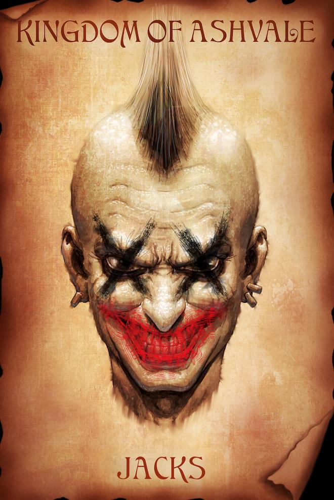 Promotional Jacks poster