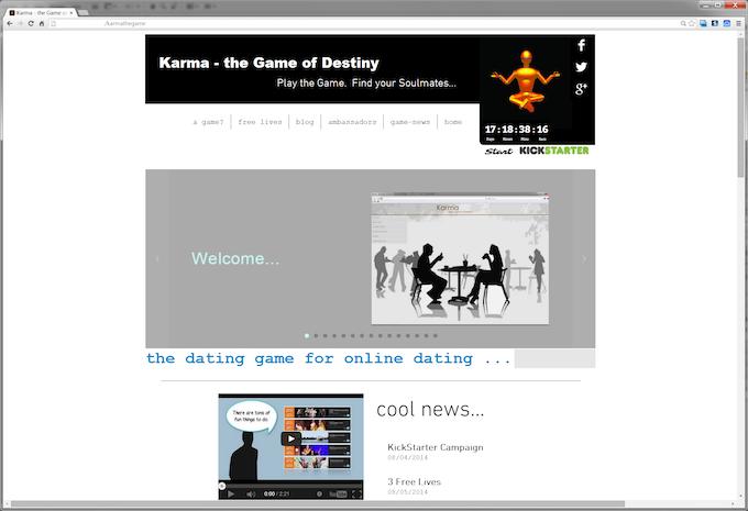 http://www.karmathegame.guru