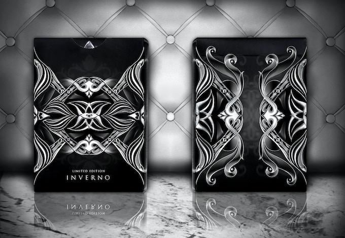 Maximum 2 Limited Edition Inverno Decks per backer