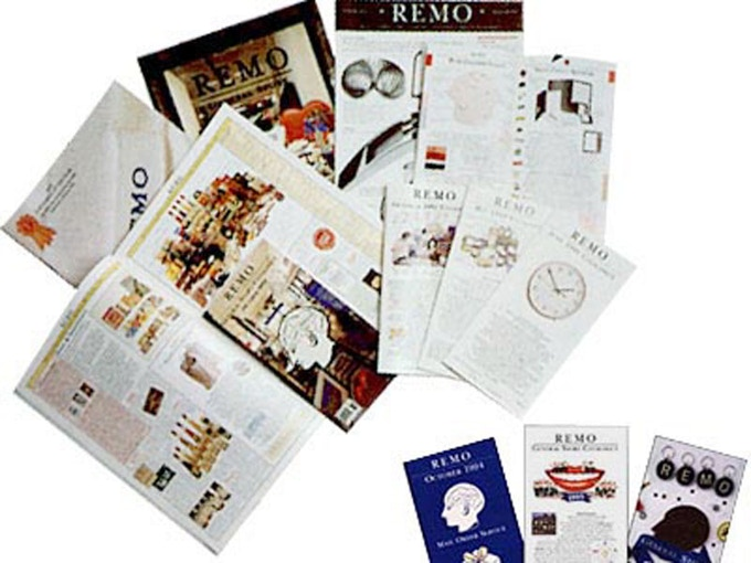 Archival REMO Catalogues: 1989 to 1995