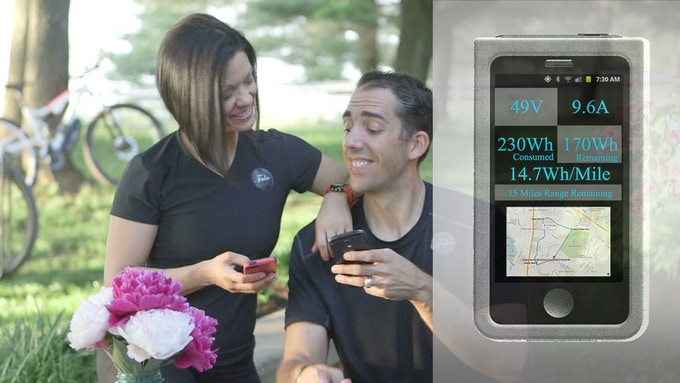 Drive Information on your finger tips with GPS functionality