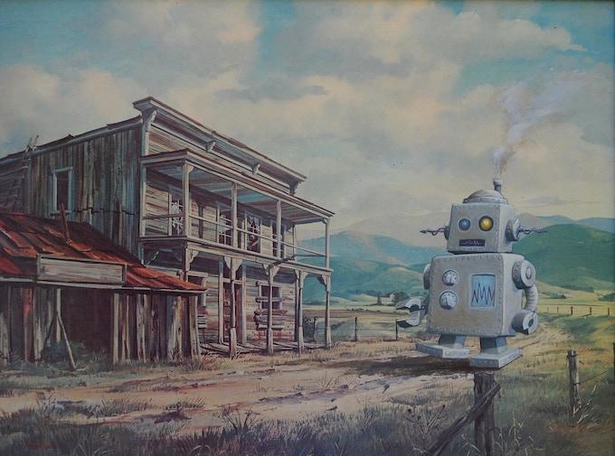 """Western Bot"""