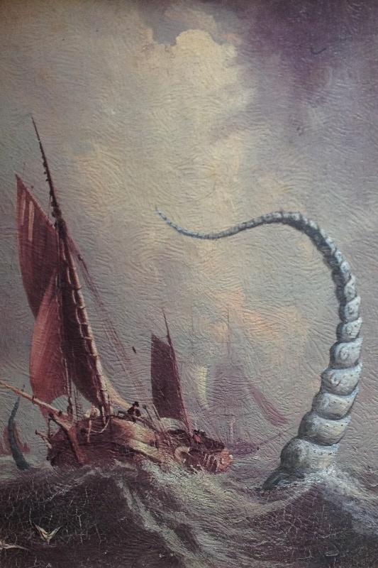 """Sea Monster"""