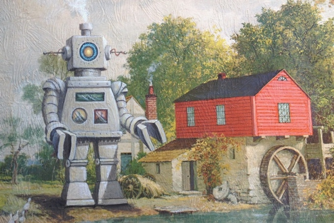 """""""Bot at the Mill"""""""