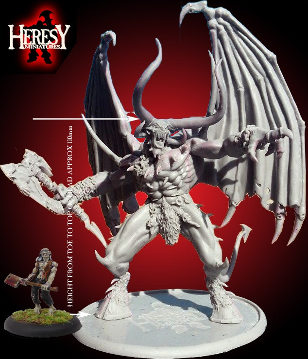 Winged NetherLord Mark 1