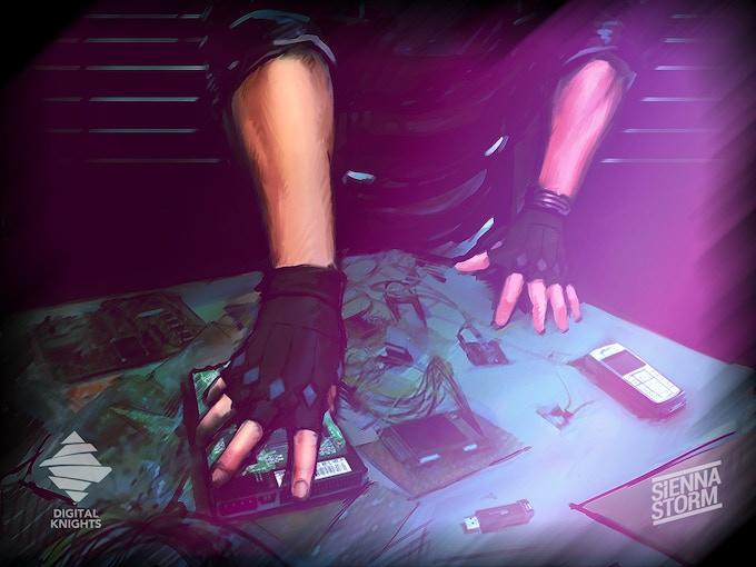 Actual in-game art with UI hidden