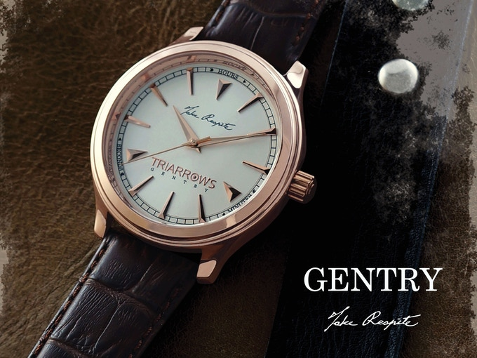 Kickstarter Limited Edition, Gentry Collection TGY01