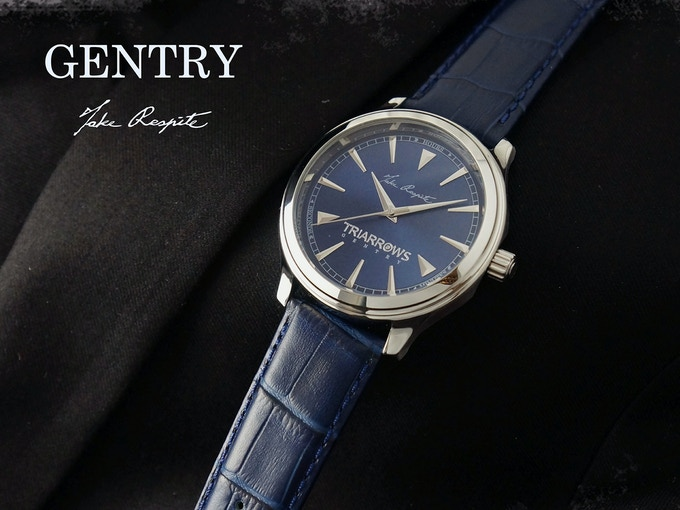 Kickstarter Limited Edition, Gentry Collection TGY02
