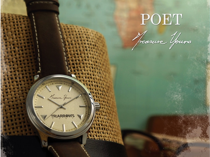 Kickstarter Limited Edition, Poet Collection TPT01