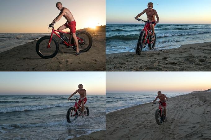 A Fat Bike Conversion