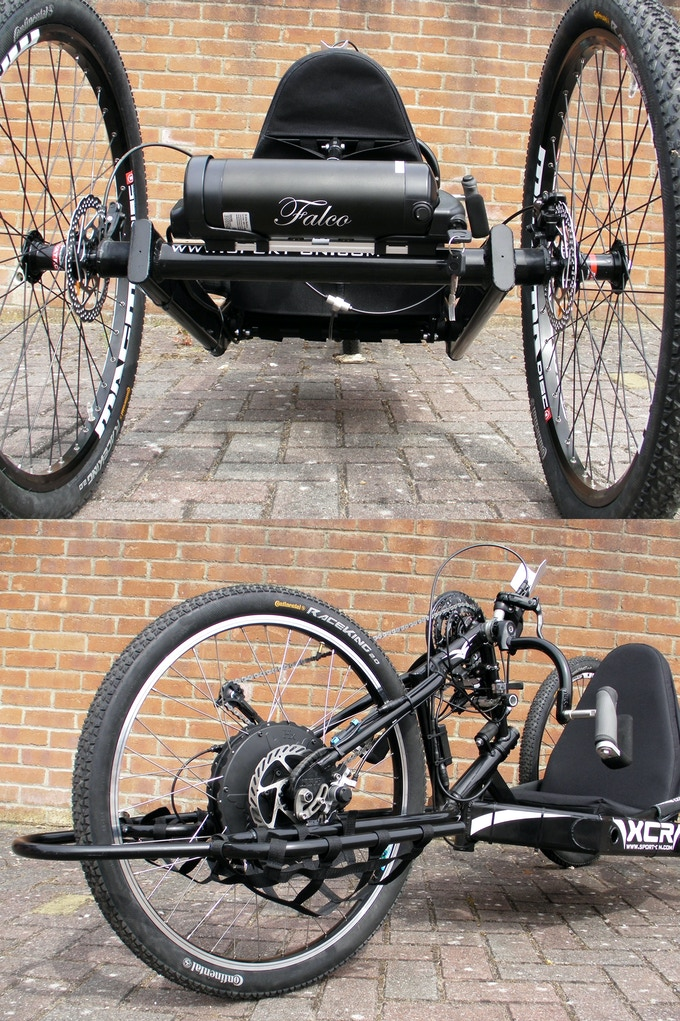 Falco Handcycle