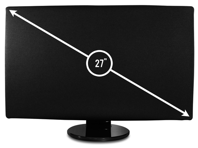 """Asus VE278H 27"""" LED Monitor ( H:15.2"""" x W:25.3"""" )"""