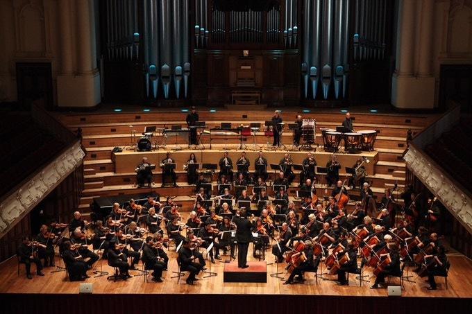 ASO at the Auckland Town Hall