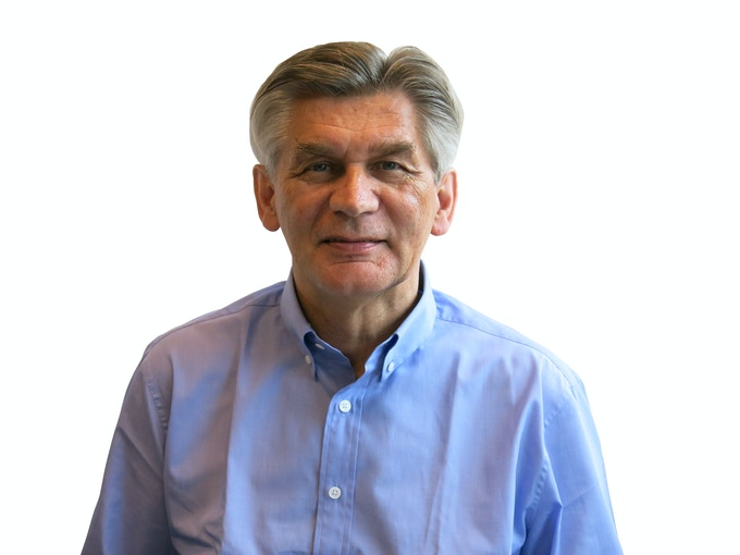 Paul Robert, Inventor of SpinPadGrip and Managing Director of Smart Design