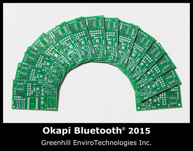 Okapi Bluetooth®: The Solar Air Heater Control System by Greenhill