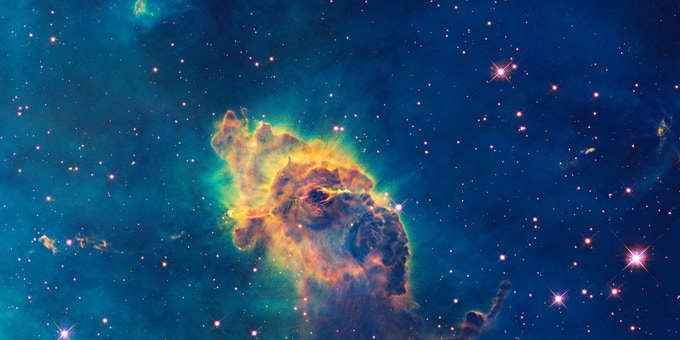 Carina Nebula - 6' x 3'